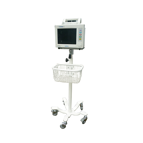 Mobile Trolley for patient monitor