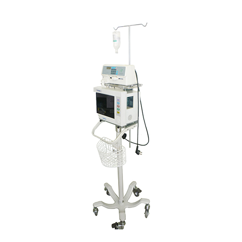 Mobile Trolley For Infusion Pump