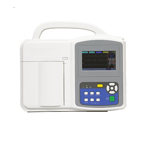 UN8003 Three Channel ECG Machine