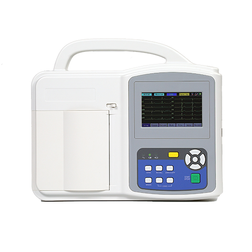 UN8006 Six Channel ECG Machine